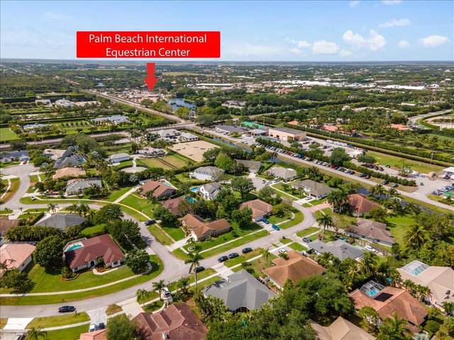 13869 Sheffield Street, Wellington, FL 33414 (MLS #RX-10704864) :: The Paiz Group