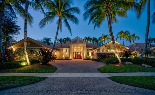 10943 Egret Pointe Lane, West Palm Beach, FL 33412 (MLS #RX-10704868) :: The Jack Coden Group