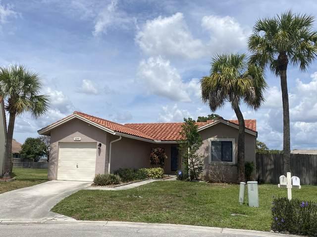 6245 S 97th Court S, Boynton Beach, FL 33437 (MLS #RX-10704869) :: The Jack Coden Group