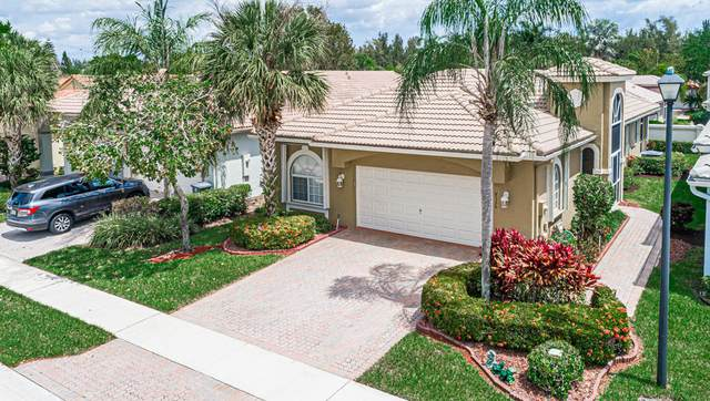 8336 Siciliano Street, Boynton Beach, FL 33472 (MLS #RX-10704905) :: The Jack Coden Group