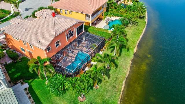 3010 Hartridge Terrace, Wellington, FL 33414 (#RX-10704915) :: Michael Kaufman Real Estate