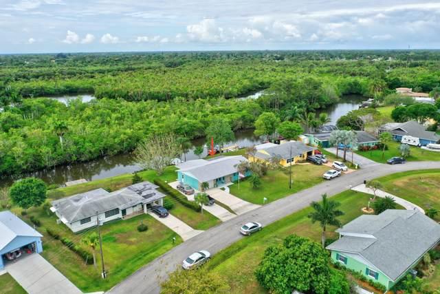 606 Willows Avenue, Port Saint Lucie, FL 34952 (MLS #RX-10704916) :: The Paiz Group