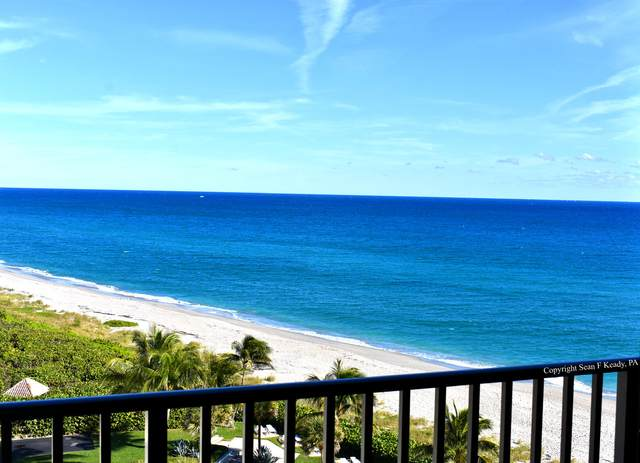 450 Ocean Drive #904, Juno Beach, FL 33408 (#RX-10704941) :: Heather Towe | Keller Williams Jupiter