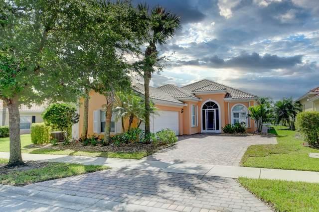 11367 SW Rockingham Drive, Port Saint Lucie, FL 34987 (MLS #RX-10704956) :: The Paiz Group