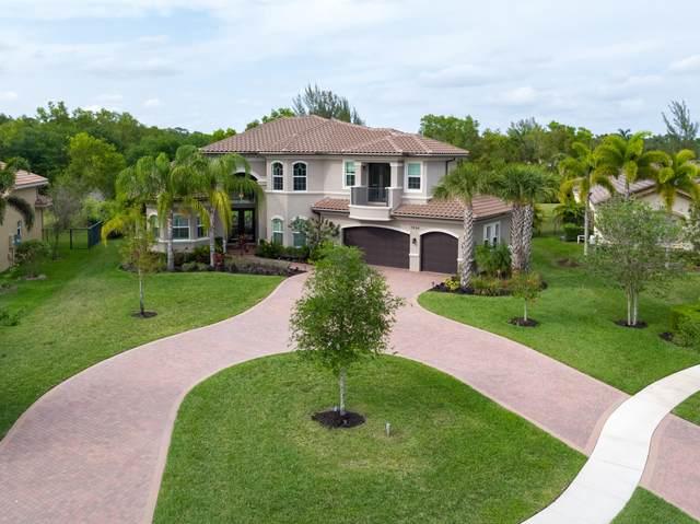 7930 Arbor Crest Way, Palm Beach Gardens, FL 33412 (MLS #RX-10704957) :: The Jack Coden Group