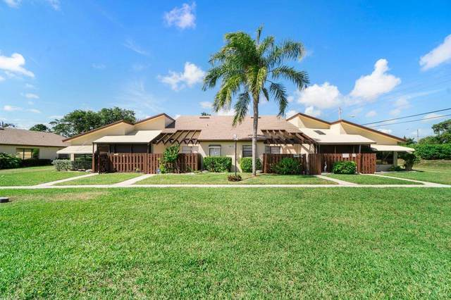 5051 Nesting Way A, Delray Beach, FL 33484 (#RX-10704962) :: The Rizzuto Woodman Team
