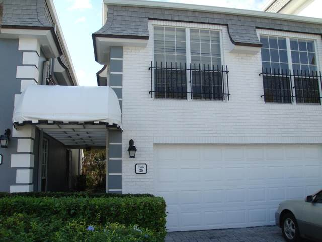 1194 Hillsboro Mile #38, Hillsboro Beach, FL 33062 (MLS #RX-10704975) :: Castelli Real Estate Services
