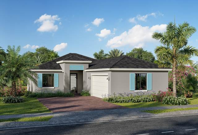 4508 Catalina Way, Greenacres, FL 33463 (MLS #RX-10704995) :: The Paiz Group