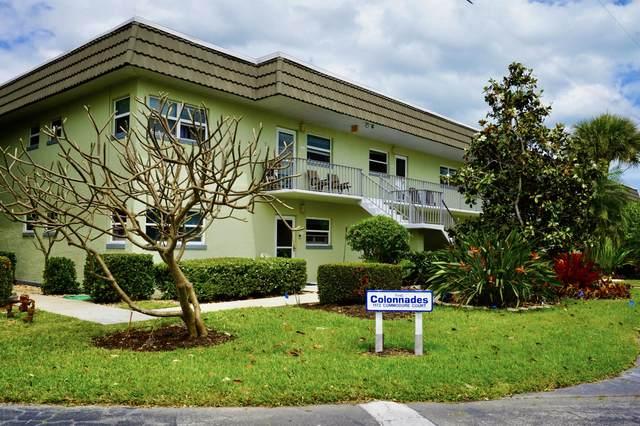 1172 Commodore Court #202, Fort Pierce, FL 34949 (#RX-10705025) :: Baron Real Estate