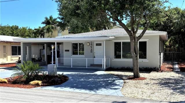 1218 NE 12th Street, Fort Lauderdale, FL 33304 (MLS #RX-10705027) :: The Jack Coden Group