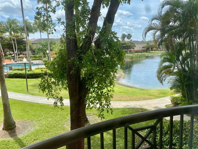 4191 N Haverhill Road #405, West Palm Beach, FL 33417 (#RX-10705031) :: Heather Towe | Keller Williams Jupiter