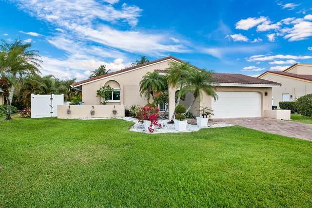 7031 NW 3rd Avenue, Boca Raton, FL 33487 (MLS #RX-10705053) :: The Paiz Group