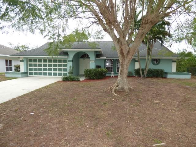 13464 Hyacinth Court, Wellington, FL 33414 (MLS #RX-10705059) :: The Paiz Group