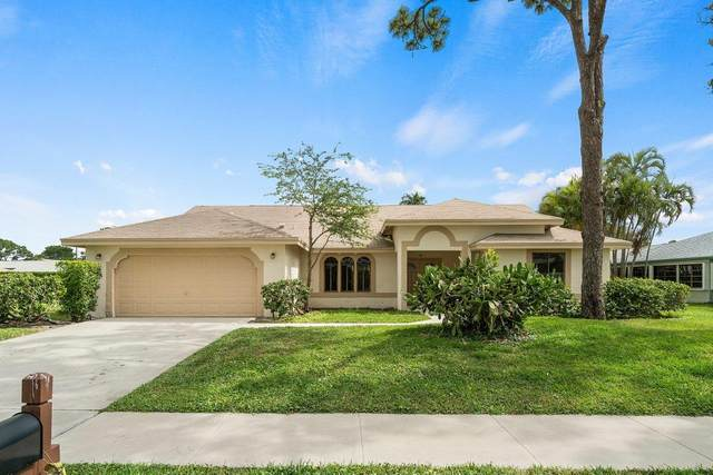 2350 Riviera Drive, Delray Beach, FL 33445 (MLS #RX-10705089) :: The Jack Coden Group