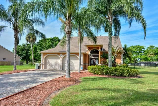 2025 SE 9th Avenue, Okeechobee, FL 34974 (MLS #RX-10705095) :: Berkshire Hathaway HomeServices EWM Realty