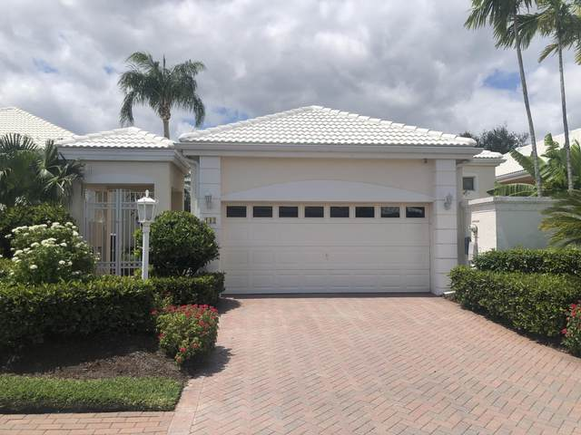 142 Coral Cay Drive, Palm Beach Gardens, FL 33418 (MLS #RX-10705162) :: The Jack Coden Group