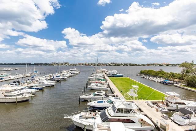 806 E Windward Way #524, Lantana, FL 33462 (#RX-10705190) :: Signature International Real Estate