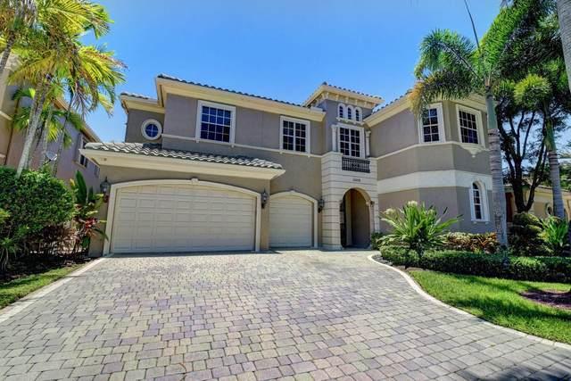 16219 Bristol Pointe Drive, Delray Beach, FL 33446 (#RX-10705195) :: Michael Kaufman Real Estate