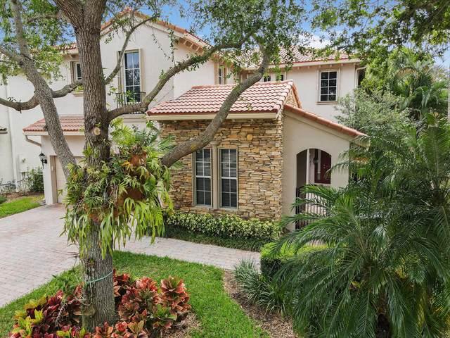726 Bocce Court, Palm Beach Gardens, FL 33410 (MLS #RX-10705210) :: The Jack Coden Group