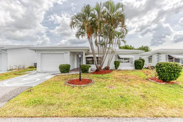 2930 NW 1st Drive, Pompano Beach, FL 33064 (MLS #RX-10705234) :: The Jack Coden Group