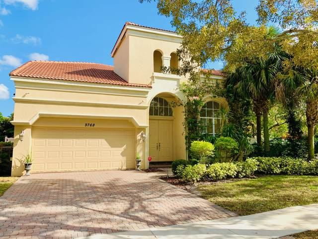 9768 Roche Place, Wellington, FL 33414 (MLS #RX-10705247) :: The Jack Coden Group