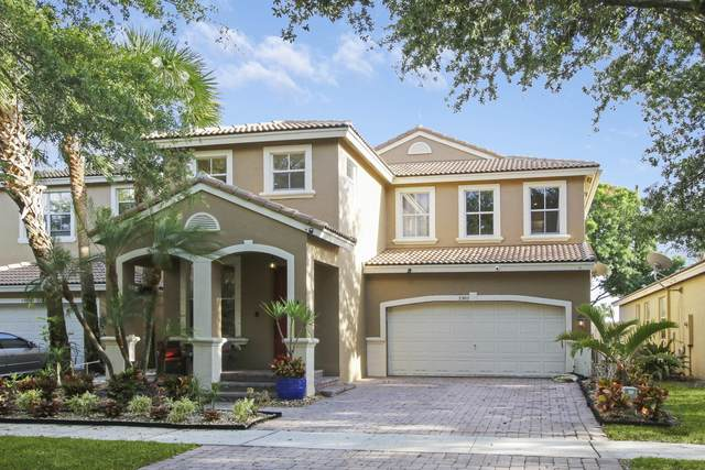 5305 Sancerre Circle, Lake Worth, FL 33463 (MLS #RX-10705357) :: The Jack Coden Group