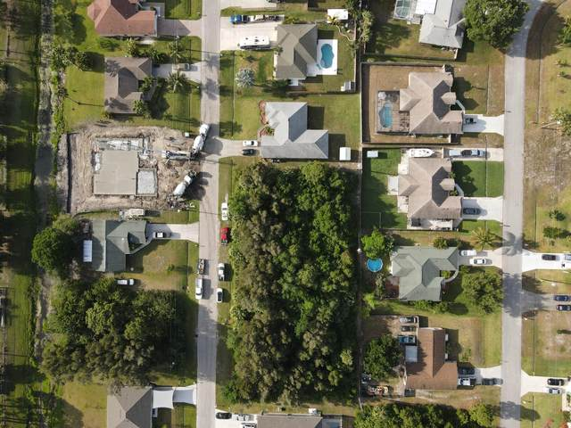2240 SW Lawrence Street, Port Saint Lucie, FL 34953 (MLS #RX-10705365) :: The Jack Coden Group