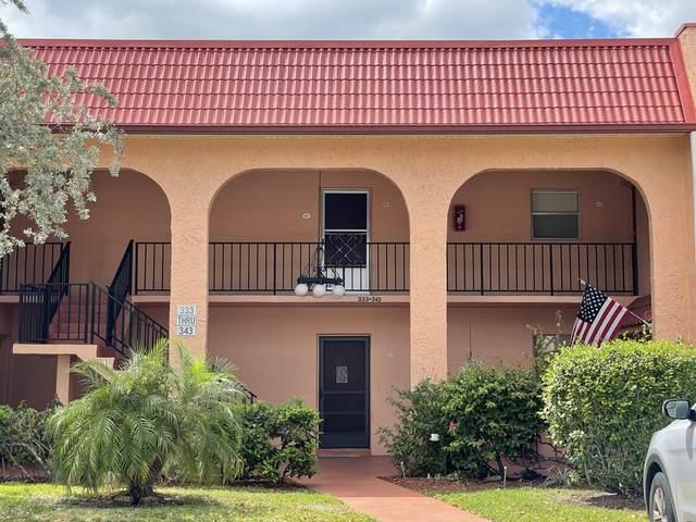 341 Lake Dora Drive, West Palm Beach, FL 33411 (#RX-10705413) :: Ryan Jennings Group