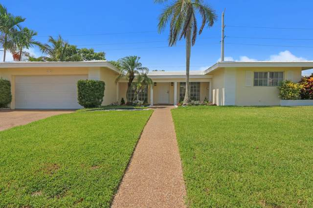 840 SW 7th Street, Boca Raton, FL 33486 (MLS #RX-10705420) :: The Jack Coden Group
