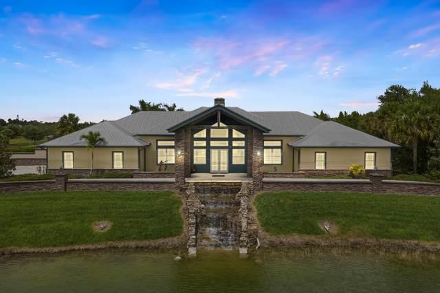 17370 Pineapple Lane, Fort Pierce, FL 34945 (MLS #RX-10705422) :: The Jack Coden Group