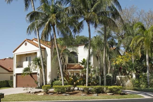 23319 Mirabella Circle N, Boca Raton, FL 33433 (MLS #RX-10705445) :: The Paiz Group