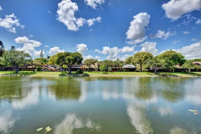 22497 Vistawood Way, Boca Raton, FL 33428 (MLS #RX-10705481) :: Berkshire Hathaway HomeServices EWM Realty