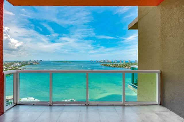2650 Lake Shore Drive 2402 Penthouse, Riviera Beach, FL 33404 (#RX-10705496) :: Ryan Jennings Group