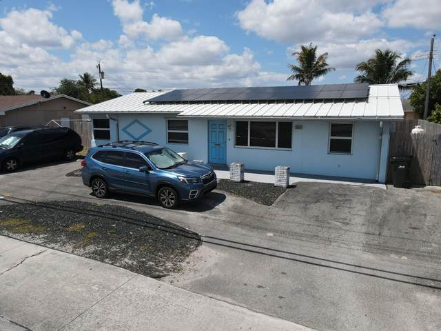 1234 S Congress Avenue, Delray Beach, FL 33445 (MLS #RX-10705501) :: The Paiz Group