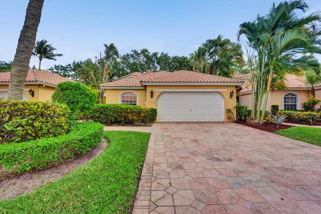 11066 Springbrook Circle, Boynton Beach, FL 33437 (MLS #RX-10705504) :: The Paiz Group