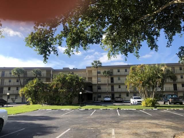 9355 SW 8th Street #116, Boca Raton, FL 33428 (#RX-10705506) :: The Rizzuto Woodman Team