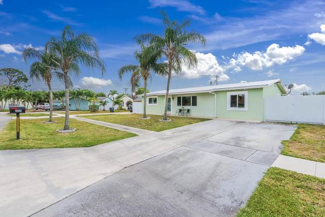 2839 Donald Road, Lake Worth, FL 33461 (MLS #RX-10705515) :: The Jack Coden Group