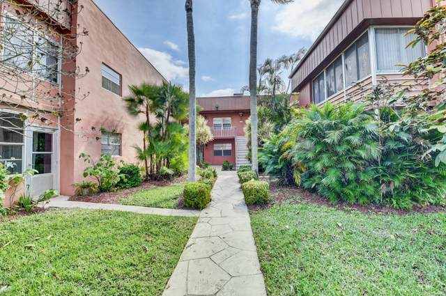 38 Normandy A, Delray Beach, FL 33484 (#RX-10705517) :: The Rizzuto Woodman Team