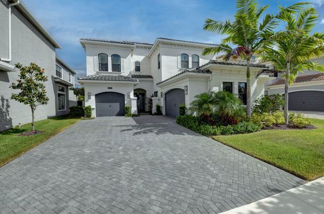 9747 Vitrail Lane, Delray Beach, FL 33446 (MLS #RX-10705555) :: The Paiz Group