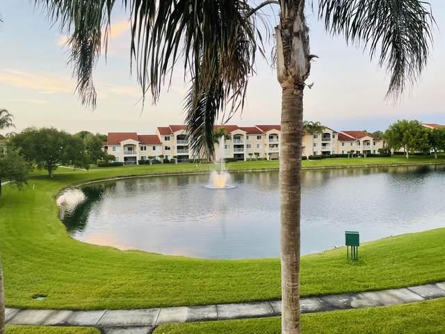 1640 N 42nd Circle #205, Vero Beach, FL 32967 (#RX-10705556) :: Real Treasure Coast