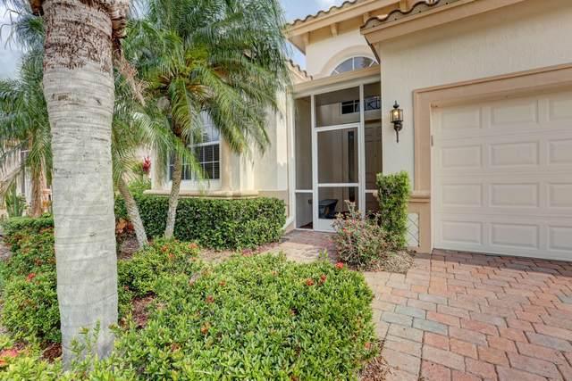 11420 SW Mountain Ash Circle, Port Saint Lucie, FL 34987 (#RX-10705565) :: Baron Real Estate