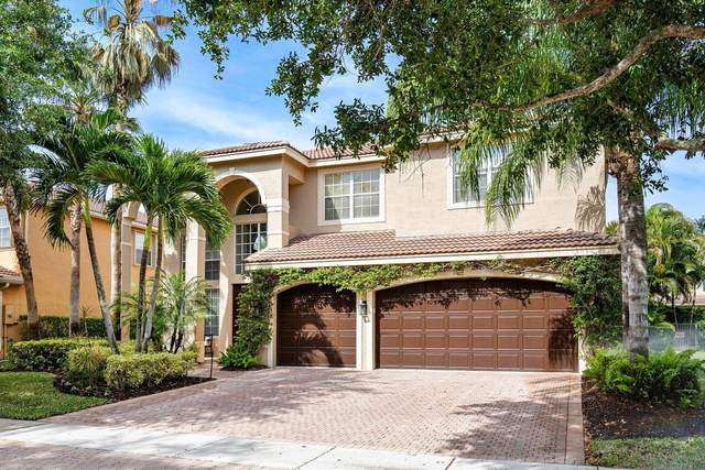 9902 Savona Winds Drive, Delray Beach, FL 33446 (MLS #RX-10705577) :: The Jack Coden Group