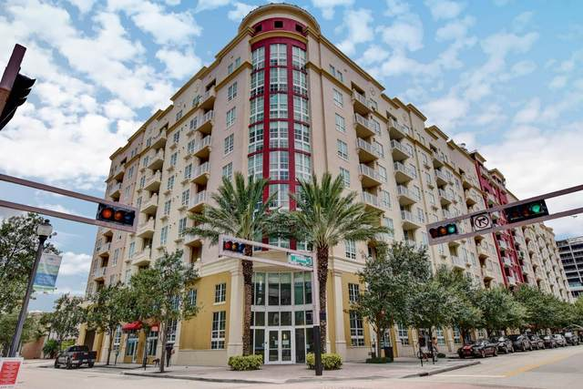 410 Evernia 231 Street #231, West Palm Beach, FL 33401 (#RX-10705579) :: Ryan Jennings Group