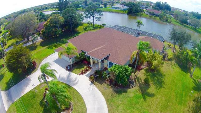 693 Whippoorwill Terrace, West Palm Beach, FL 33411 (MLS #RX-10705598) :: The Jack Coden Group
