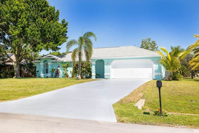 3307 SE Ford Lane, Port Saint Lucie, FL 34984 (MLS #RX-10705628) :: The Jack Coden Group