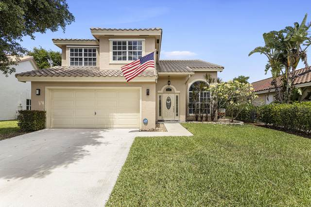 8574 Tourmaline Boulevard, Boynton Beach, FL 33472 (MLS #RX-10705647) :: The Jack Coden Group