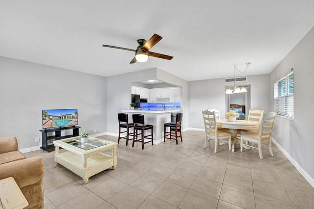 99 Waterford E, Delray Beach, FL 33446 (#RX-10705672) :: Baron Real Estate