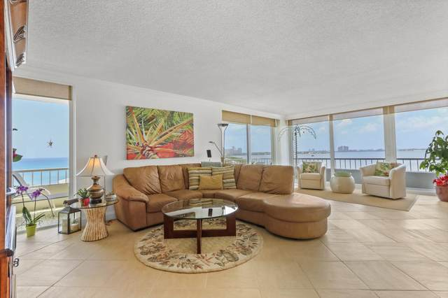 5550 N Ocean Drive 8B, Riviera Beach, FL 33404 (#RX-10705681) :: Signature International Real Estate