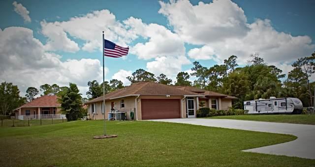 13574 53rd Court N, The Acreage, FL 33411 (MLS #RX-10705689) :: Berkshire Hathaway HomeServices EWM Realty