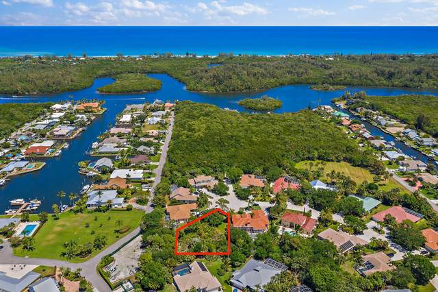 9340 SE Mystic Cove Terrace, Hobe Sound, FL 33455 (#RX-10705726) :: The Rizzuto Woodman Team
